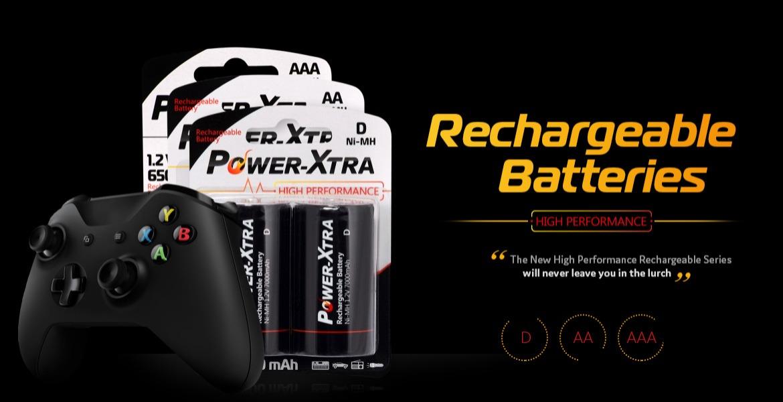 Rechargeabla Battery 1.2V