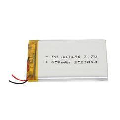Power-Xtra PX383450 650 mAh Li-Po باتری لیتیوم پلیمر