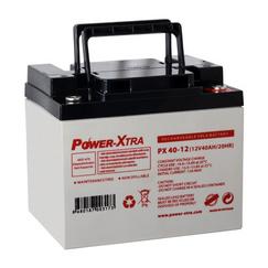 Power-Xtra 12V 40 Ah باتری سیلد اسید