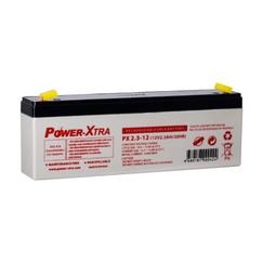 Power-Xtra 12V 2.3 Ah باتری سیلد اسید