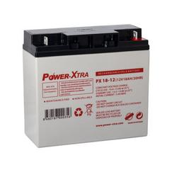 Power-Xtra 12V 18 Ah باتری سیلد اسید
