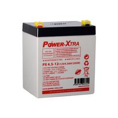 Power-Xtra 12V 4.5 Ah باتری سیلد اسید