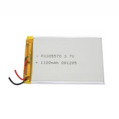 Power-Xtra PX305570 1100 mAh Li-Polymer Battery