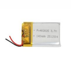 Power-Xtra PX402025 140 mAh Li-Polymer Battery