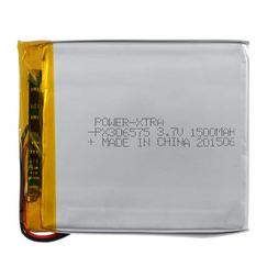 Power-Xtra PX306575 1500 mAh Li-Polymer