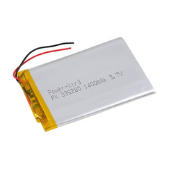 Power-Xtra PX335280 1400 mAh Li-Polymer Battery