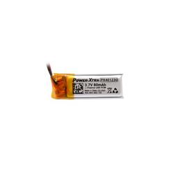 Power-Xtra PX401230 3.7V 80 Mah Li-polymer Battery with PCM (1.5A)