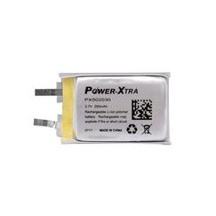 Power-Xtra PX502030 250 mAh Li-Polymer Battery without PCM