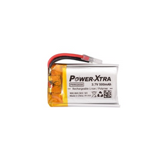 Power-Xtra PX902030 3.7V 500 mAh Li-Polymer Battery with PCM (1.5A) 2 cm