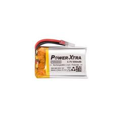 Power-Xtra PX902030 3.7V 500 mAh Li-Polymer Battery with PCM (1.5A) 2 cm