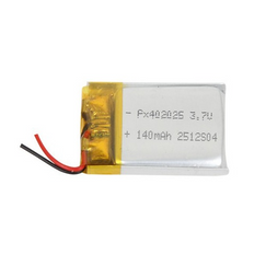 Power-Xtra PX402025 140 mAh Li-Polymer Batareya