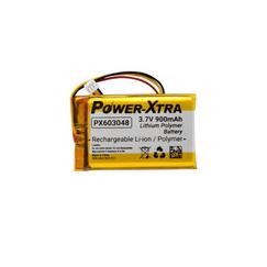 Power-Xtra PX603048 3.7V 900 mAh Li-Polymer Konnektorlu Batareya