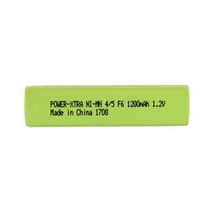 Power-Xtra 1.2V Ni-Mh 7/5F6 1200 Mah Ciklet Şarjlı Batareya