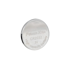 Power-Xtra CR2032 3V Lithium Batareya - Bulk