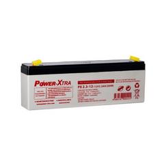 Power-Xtra 12V 2.3 Ah Quru Qurğuşun Turşu Akkumulyator