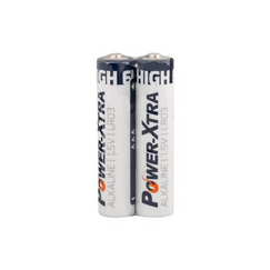 Power-Xtra LR03/AAA Size Alkaline Battery - with 2SH / SHRINK