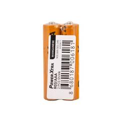 Power-Xtra R03/AAA Size Zinc Manganez Pil - 2li Shrink