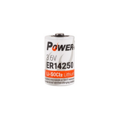 Power-Xtra 3.6V ER14250 1/2AA Size Li-SOCI2 Lithium Battery