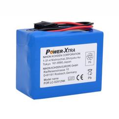 Power-Xtra Nihon Kohden LC-S2912NK 12V 2.9 Ah Şarjlı Batarya