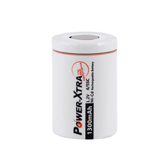 Power-Xtra 1.2V Ni-Cd 4/5SC 1300 Mah Şarjlı Pil