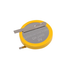 Power-Xtra CR2450 2 Pin 3V Lithium Pil (Dikey)