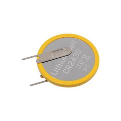 Power-Xtra CR2430/1VC (92) 2 Pin 3V Lithium Pil (Dikey)