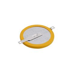 Power-Xtra CR2430-1F01 2 Pin 3V Lithium Pil (Dikey)