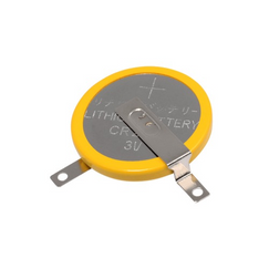 Power-Xtra CR2032 (1F6) 2 Pin Dik 3V Lithium Pil (Yatay)