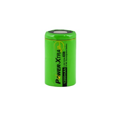 Power-Xtra 1.2V Ni-Mh 2/3A 1200 Mah Şarjlı Pil_Power Type(10C)