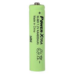 Power-Xtra 1.2V Ni-Mh AAA Size 600 Mah Şarjlı (Başlı) Pil