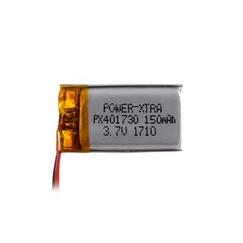Power-Xtra PX401730 3.7V 150 mAh Li-Polymer Pil (Devreli/1.0A)