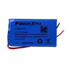 Power-Xtra PX654473 2700 mAh Li-Polymer Pil