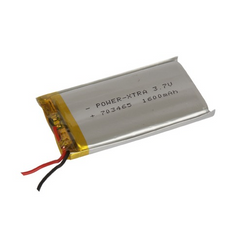 Power-Xtra PX703465 1600 mAh Li-Polymer Pil