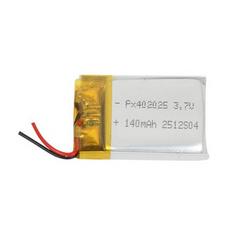 Power-Xtra PX402025 140 mAh Li-Polymer Pil