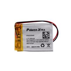Power-Xtra PX233545 280 mAh Li-Polymer Pil
