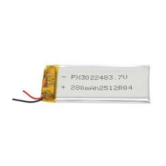Power-Xtra PX302248 280 mAh Li-Polymer Pil