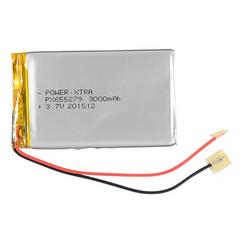 Power-Xtra PX655279 3000 mAh Li-Polymer Pil