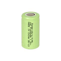 Power-Xtra 1.2V Ni-Mh SC 1600 Mah PVC Rechargeable Battery