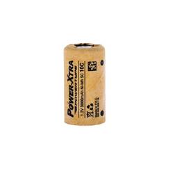 Power-Xtra 1.2V Ni-Mh SC 3000 Mah Power Type Battery (Paper)