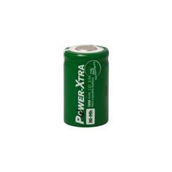 Power-Xtra 1.2V NIMH 2/3A Battery 1200 Mah Battery
