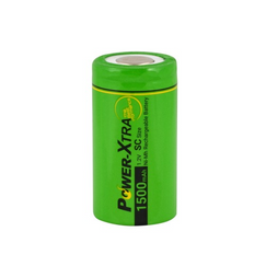 Power-Xtra 1.2V Ni-Mh SC 1500 Mah Rechargeable Battery
