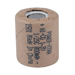 Power-Xtra 1.2V Ni-Cd 1/2SC 800 Mah Paper Rechargeable Battery