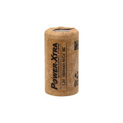 Power-Xtra 1.2V Ni-Cd SC 1800 Mah Rechargeable Battery (Paper)