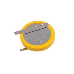Power-Xtra CR2450 2 Pin 3V Lithium Battery (Vertical)