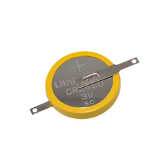 Power-Xtra CR2450 3V Lithium Battery (Pins/Vertical) - 1T01