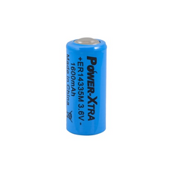 Power-Xtra 3.6V ER14335M 2/3AA Lithium Battery