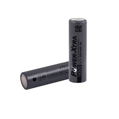 Power-Xtra 3.7V Li-ion 14500 AA 800 Mah Rechargeable Battery (Flat Head)