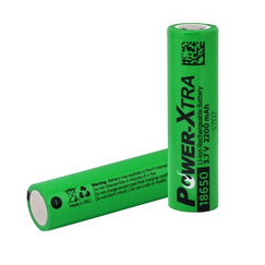 Power-Xtra 3.7V Li-Ion 18650 2200 Mah Rechargeable Battery