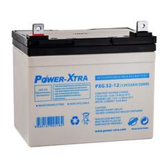 Power-Xtra 12V 32Ah Bakımsız Jel Akü