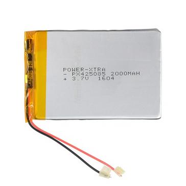 Power-Xtra PX425085 2000mAh  Li-Polymer Battery